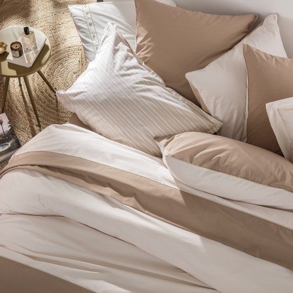Duvet set cotton percale IDYLLE