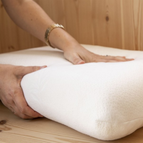 Shape memory pillow  - FABULEUX - Anti-mite treatment