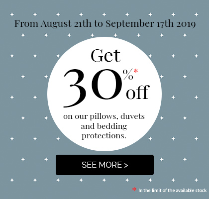 GET 30% OFF on our bedding products
