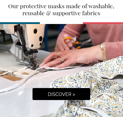 Discover our protective masks made in france >